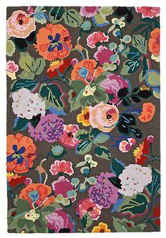 Gloria Garden rug in 5x7