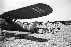 PZL P11c / PZL P11a Okęcie 1939