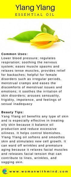 Ylang Ylang Essential Oil Guide & Application #essentialoils #diybeauty