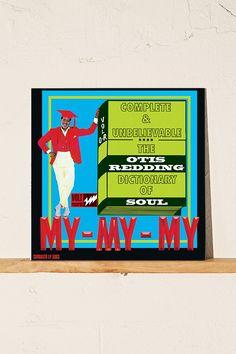 Otis Redding - Complete & Unbelievable: The Otis Redding Dictionary Of Soul LP