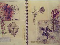 Sketchbook by jemma frater Sketchbook Layout, Textiles Sketchbook, Gcse Art Sketchbook, Fashion Sketchbook, Sketchbook Inspiration, Sketchbook Ideas, Sketching, A Level Art, Art Journal Pages