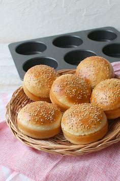 Bread Recipes, Cake Recipes, Dessert Recipes, Desserts, Bread Bun, Pan Bread, Baking And Pastry, Bread Baking, Japanese Bread