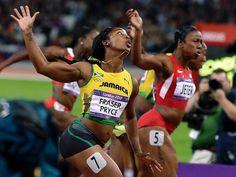 London Olympics Athletics Women | Best photos of London 2012