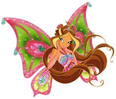 Flora Enchantix Render by bloomsama on DeviantArt Flora Winx, Group Poses, Stock Art, Winx Club, Manga, Black And Brown, Anime, Fairy, Clip Art