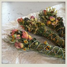 Floral Smudge Bundles by Botanicals Folklorica