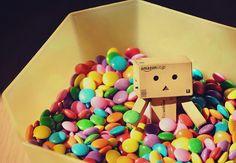 Amazon Box Robot : Lacasitooos!!