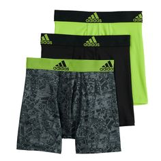 Boxer Briefs, Boys Boxers, Adidas Sport, Gym Shorts Womens, Sports, Clothes, Kohls, Polyester Spandex, Gender