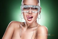 Fashion photo and lighting setup with Beauty Dish by Sergey Ivanchenko (1/200, f8, ISO: 100)