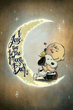 """Charlie Brown And Snoopy with Woodstock,Inspiration,Motivation Quote,""""Love You T. Snoopy Love, Charlie Brown Und Snoopy, Snoopy And Woodstock, Charlie Brown Quotes, Happy Snoopy, Charlie Brown Images, Snoopy Quotes Love, Happy Birthday Charlie Brown, Thank You Snoopy"""