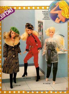Boneca Barbie Estrela de 1982