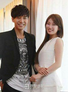 Seung Gi and Suzy #GuFamilyBook #Kdrama
