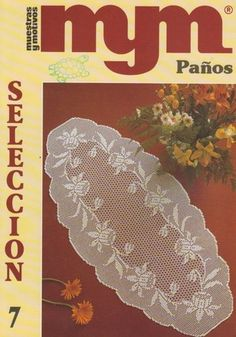 For summer lace knit models, summer blouse models, you can look at all knit blouse models with back Crochet Books, Crochet Home, Easy Crochet, Free Crochet, Filet Crochet Charts, Crochet Doily Patterns, Crochet Doilies, Magazine Crochet, Dear Mom