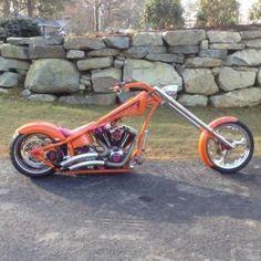 2005 Steve Stone Custom Chopper for sale