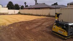 Gosnells - 2889 - Site - earthworks on a rear strata, small and difficult block