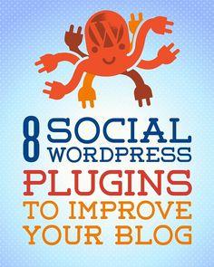 8 Social WordPress Plugins to Improve Your Blog : Social Media Examiner http://ift.tt/2fU8bxm  #repost #html #ruby #dell #blogger #wordpress #server #developer #computing #computer #like4like #python #instagood #geek #technology #tech #software #php #vlog #socialmediaexaminer #programmer #computerscience #whatsapp #nerd #coding #java #programming #fashionbloggers #danisha #webdevelopment