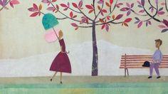 El poemario de Rafael Alberti viene acompañado por los paisajes de la artista Estrellita Caracol.