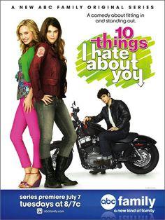 10 Dinge die ich an dir hasse. (Serie)