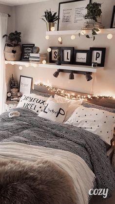 cute bedroom ideas , cute bedroom ideas for teenage girl , cute bedroom ideas for small rooms , cute bedroom ideas for girls Cool Teen Bedrooms, Bedroom Decor For Teen Girls, Kids Bedroom Sets, Girl Bedroom Designs, Room Ideas Bedroom, Teen Room Decor, Small Room Bedroom, Modern Bedroom, Girl Bedrooms