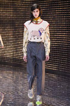 03b3d34d95a Gucci Fall 2019 Ready-to-Wear Fashion Show