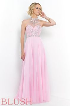 Blush Prom Dresses and Evening Gowns