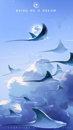 Lit Wallpaper, Anime Scenery Wallpaper, Fantasy Art Landscapes, Fantasy Landscape, Child Of Light, Fantasy Concept Art, Illustration Art, Illustrations, Wow Art