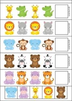 Zoo Preschool Centers by Lavinia Pop Zoo Activities Preschool, Preschool Jungle, Preschool Centers, Animal Activities, Preschool Printables, Preschool Worksheets, Preschool Activities, Zoo Animals, Kids Education