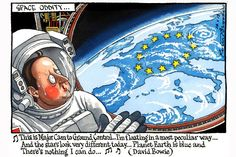 Peter Brookes cartoon - in a very similar vein to Adams for today.