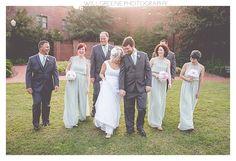 Ashley & Scott's Bank of the Arts wedding, New Bern NC, Will Greene Photography