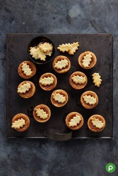 Maple Tarts from Publix. This sweet, fall treat will be a Thanksgiving favorite.