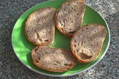 Kváskový pšenično-špaldový chlieb (fotorecept) - obrázok 6 Ale, Eggs, Breakfast, Breads, Food, Basket, Morning Coffee, Bread Rolls, Ale Beer
