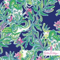 Lilly Pulitzer Trunk Show Print