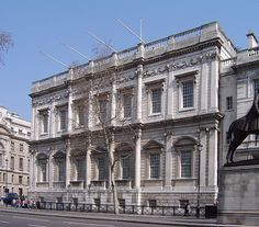 Banqueting House (Londres), de Iñigo Jones