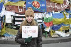 Desde Ukrania!
