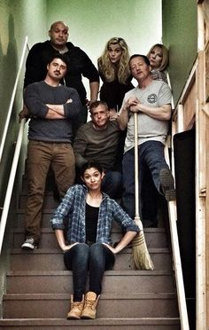 ChiFire Cast Behind Scenes