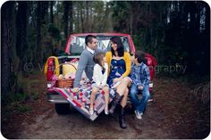 Loving this creation!!! Totally inspired by awesome finds on Pinterest so I thought I'd pin what I ended up with!!  ww.valisahenderson.com Pinterest inspired shoot! Valisa Henderson Photography Tags: truck, couple, family, kids, love, banner, window, pendant, red truck, photoshoot, Florida, trees, driveway, picnic, romantic, date, basket, blankets, pillows, chevron Photography Tags, Family Photography, Fall Pictures, Fall Pics, Florida Trees, Family Photos, My Photos, Picture Photo, Picture Ideas