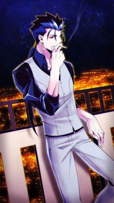 Fate/Stay Night || Cu Chulainn || FanArt Fate Zero, Hot Anime Boy, Anime Guys, Gilgamesh Fate, Saga, Fate Characters, Fate Stay Night Anime, Fate Anime Series, Comic Pictures