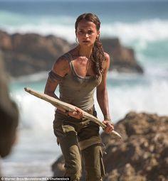 First official picture of Alicia Vikander as Lara Croft in Tomb Raider! Tomb Raider Alicia Vikander, Alicia Vikander Lara Croft, Tomb Raider Full Movie, Tomb Raider 2018, Tomb Raider Lara Croft, Nathan Drake, Elle Woods, Katniss Everdeen, Ellen Ripley