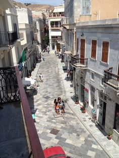 """Ermoypoli is the capital of Syros, a beautiful """"outdoor museum"""" with sights and museums in every step. Engineering Universities, Empire Ottoman, The Transfiguration, The Second City, Chios, Cultural Events, Public Service, New City, Ancient Greece"""