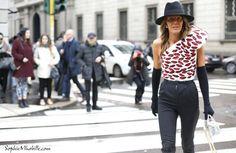 #annadellorusso #milan #saintlaurent #hat #women #fashion #women #style #look #outfit #streetfashion #streetstyle #street #women #mode #mfw #fashionweek #mbfw #femme #moda by #sophiemhabille