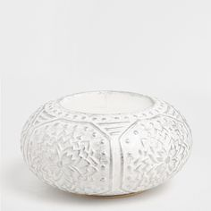 Candle in Silver-Toned Holder - Candles - Decor and pillows - New Collection | Zara Home United States of America