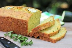 The Devil's Food Advocate: Browned-Butter Zucchini Cornbread (The adult would need to brown the butter, but otherwise great kid baking project)