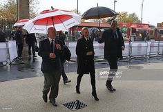Princess Charlene of Monaco is seen on arrival at the stadium prior to the Old Mutual Wealth Series match between England and South Africa at Twickenham Stadium on November 12, 2016 in London, England.  (Photo by David Rogers - RFU/The RFU Collection via Getty Images)
