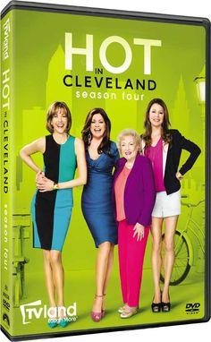 Hot in Cleveland - Season 4