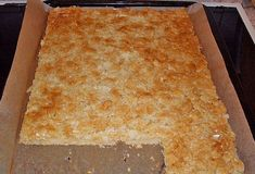 Kochen & Backen & Genießen: Butter Mandel Kuchen