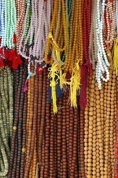 India - Malas y rosarios