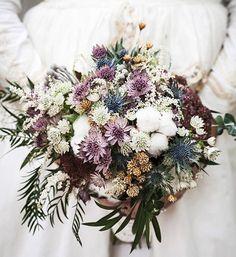 Ramos de novia especiales de flores naturales