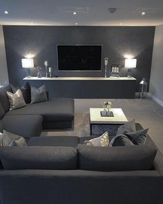 54 The Best Living Room Interior Design That You Can Try In Your Home Living Room Decor Design Home Interior Living Room Apartment Interior Design, Best Interior Design, Living Room Bedroom, Interior Design Living Room, Modern Interior, Kitchen Interior, Interior Livingroom, Living Room Wallpaper, Bathroom Interior