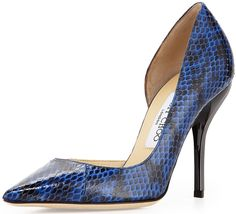 Jennifer Lopez in Dsquared2 Snakeskin Micro Dress and Pumps