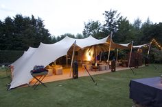 21st birthday party stretch tent #lightinghire #stretchtent #Freestretch…