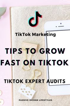 TikTok Expert Audits and TIPS TO GROW ON TIKTOK FAST. Here are the new TikTok best practices. Watch more videos on TikTok algorithm updates, tricks, and tips. Follow #PassiveIncomeLifestyles for tips on internet marketing, affiliate marketing, business, and making money online #tiktok #tiktokmarketing #makemoneyonline #socialmediamarketing #internetmarketing #affiliatemarketing Internet Marketing, Social Media Marketing, Digital Marketing, Make Money Online, How To Make Money, Digital Nomad, Passive Income, Affiliate Marketing, The Creator